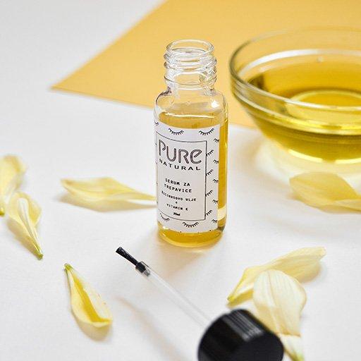 Serum za trepavice - Prirodna kozmetika Pure Natural