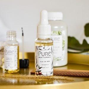 Ulje za kosu - Prirodna kozmetika Pure Natural