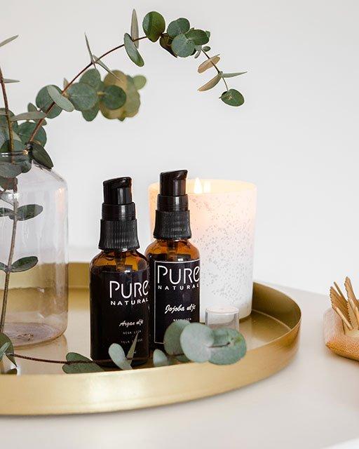 Argan & jojoba ulje - Prirodna kozmetika Pure natural
