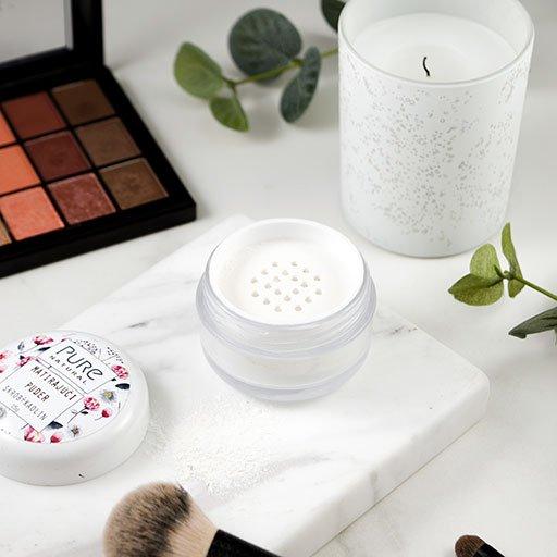 Matirajući puder - Prirodna kozmetika Pure natural
